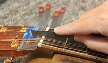 basic setup mark mitchell luthier. Black Bedroom Furniture Sets. Home Design Ideas